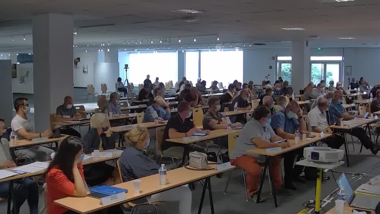 12.SDIS – Convention de participation financière pour la restructuration du centre de secours de Vitry-le-François